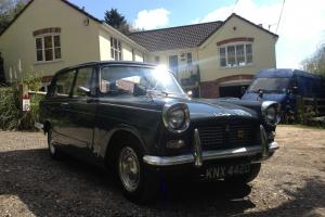 Triumph Herald Estate 1200 1966 Tax exempt, MOT Easy Project Drive Away