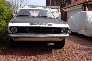 Opel Manta A Series 1.8 Turbo Road legal Track Car