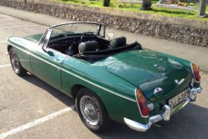 1969 G MG B MGB 1.8 Twin SU Carbs Sports Roadster Manual