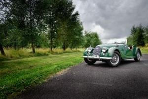 Morgan 2 Litre Plus 4 Super Sport 1961 Photo