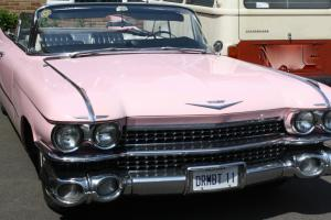 1959 PINK CADILLAC FILM CAR