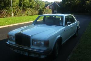 1983 ROLLS ROYCE SILVER SPIRIT Photo