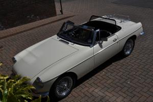 MGB Roadster. 1968 model in Stunning condition. Photo