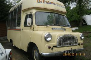 1967 BEDFORD CA ICE CREAM VAN