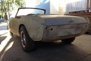 Triumph Spitfire 4 MK2 Photo