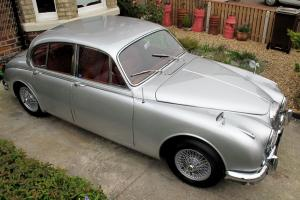 DAIMLER JAGUAR V8 250 MANUAL - FORTUNES SPENT IN PAST 2 YEARS