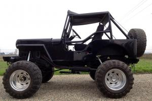 1952 Willys Jeep 4x4 Rock Crawler