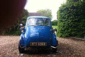 BMW Isetta 1964 classic car in excellent condition requires engine fitting