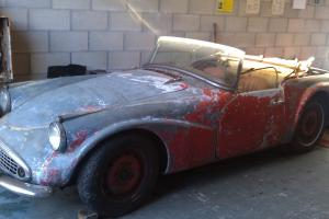Daimler SP250 Photo
