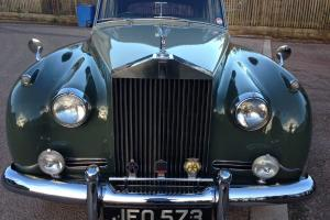 Rolls Royce Silver Cloud 1 - 62k miles - Two Tone Green