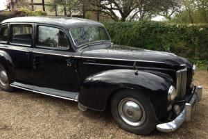 1951 Humber Pullman Limousine, Completely original 29,000 miles, 3 owners