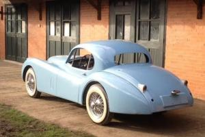 Jaguar XK120 Fixed Head Coupe 90% restored