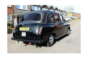 london taxi fairway