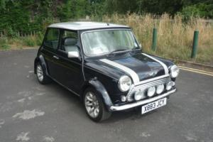 2000 Rover Mini Cooper Sport in Anthersite Grey