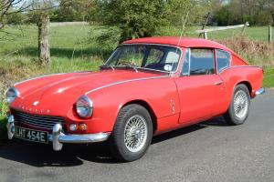 PRICE REDUCED Triumph GT6 Mk1 1967 Photo