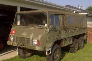 1976 Pinzgauer Styr Puch 712 6x6 Photo