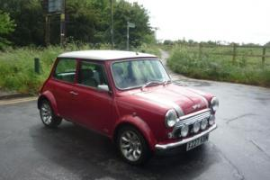 2000 Rover Mini Cooper S Works in Anthersite Grey with 23,000 miles