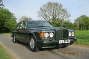 1988 BENTLEY TURBO R MOT 2015 VERY PRETTY CAR