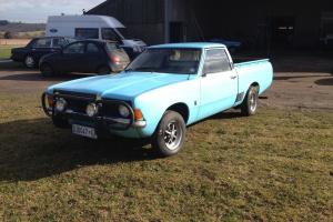 1976 FORD CORTINA MK3 P100 BAKKIE, 2.5 V6 EXCELLENT PROJECT, NOT BARN FIND.