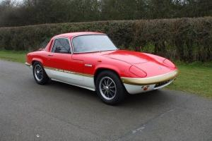 Lotus Elan Sprint 1972