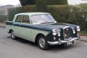 1961 Wolseley 6/99 Photo