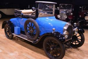 1921 Humber Doctors Coupe with Dickey seat
