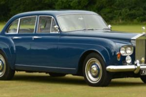 1965 Rolls Royce Silver Cloud III Flying Spur. Photo