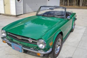 1975 Triumph TR6 with Overdrive Photo