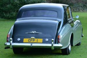 1962 Rolls Royce Silver Cloud III SCT100 Non division Photo