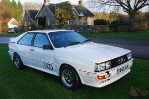 AUDI UR QUATTRO TURBO MAY SWAP/P.EX EITHER WAY RS4 AVANT/E92M3 ETC Photo