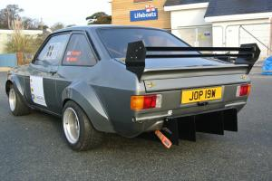Mk2 Escort Ultimate Wide Arched (Race Rally Tarmac Hill Climb Vauxhall XE Grp4)