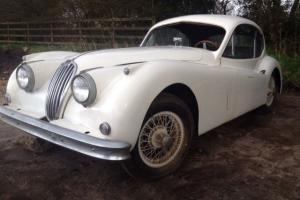 JAGUAR XK140 3.4 FHC - LHD Photo
