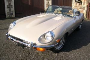 jaguar e type convertible 1970 4.2 litre original never restored 40000 miles Photo