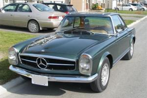 Mercedes-Benz : SL-Class California coup