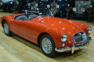 1959 MGA Twin Cam LHD Roadster