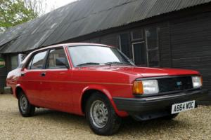 MORRIS ITAL 1.3 SL SALOON - JUST 22K MILES FROM NEW !!