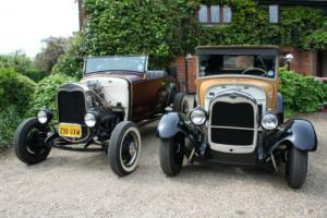 Ford Model A,AV8 Roadster,Period Correct,All Steel,Lincoln Zephyr 'Box