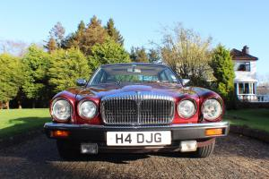 Daimler 1991 Series III Doble Six V12 Classic Car Collection 80k all original Photo