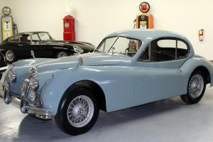 "XK140 ""MC"" FHC  LOW ORIGINAL 53,562 MILES ALL #'S MATCH"