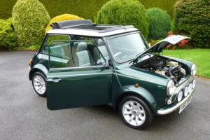 Rover Mini Cooper Sport On Just 2183 Miles From New!!