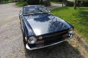 Triumph TR6 (SEB 323K) Photo