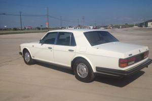 1988 BENTLEY MULSANNE SEDAN---VERY NICE AND VERY READY TO GO--
