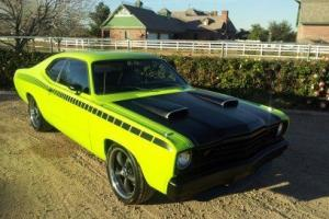 mopar, muscle car, pro touring, classic car, Plymouth