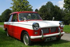 1964 Triumph Herald 1200 Show Condition Fully Restored Photo