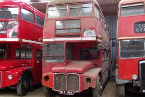 AEC Routemaster Bus Photo