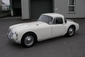 1957 MGA 1500 Coupe ~ Good Restored Example