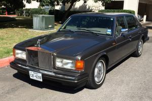 1989 ROLLS ROYCE  Dark Oyster grey Photo