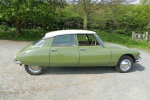 CITROEN ID 19 SLOUGH BUILT