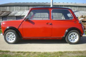 Classic mini, 1275cc Photo