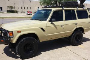 FJ60 Two Owner, Low Miles